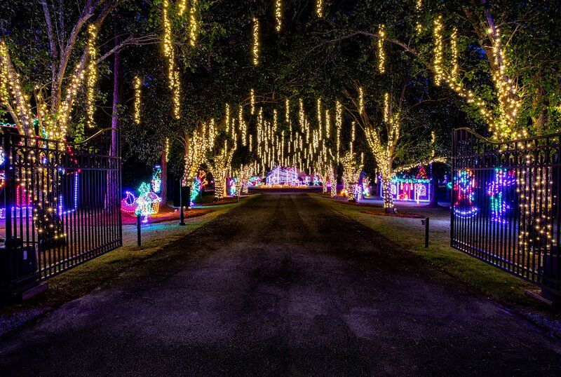 Flowers Foods presents 'Christmas in Lights'