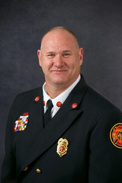 Tim Connell named fire chief