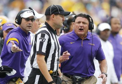 LSU is ranked No. 1, but Tide is betting favorite