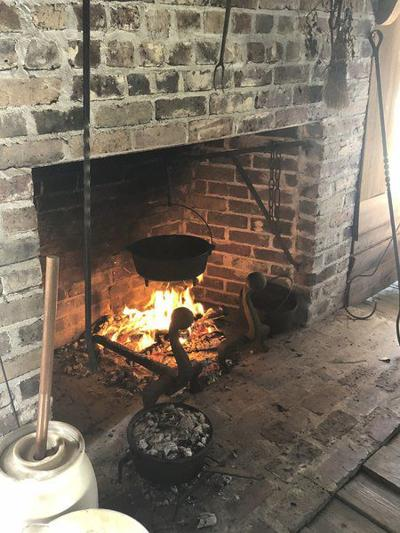 History Center serving up open hearth cooking lesson