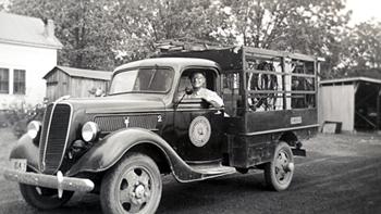 1939 power truck