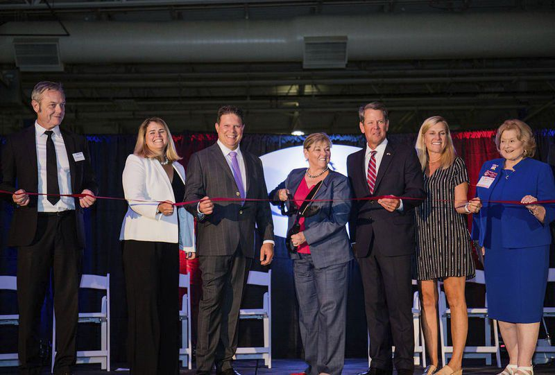 Grand opening celebrates second factory, $16M investment