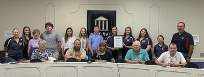 Grady County thanks local 4-H program