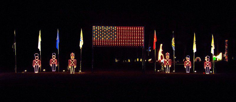Suwannee Lights\u0027 Christmas extravaganza begins Nov. 30