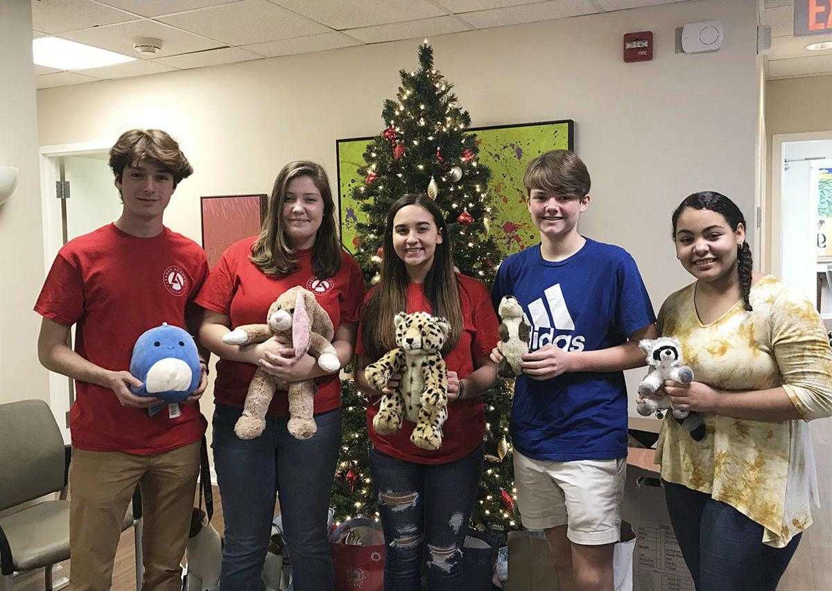 TCCHS CFA Leader Academy completes Do Good December project