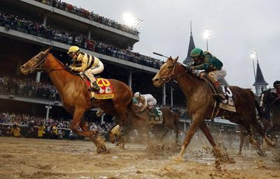 Illness knocks Country House out of Preakness