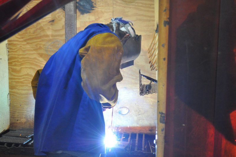 THS students cutting a new future with welding