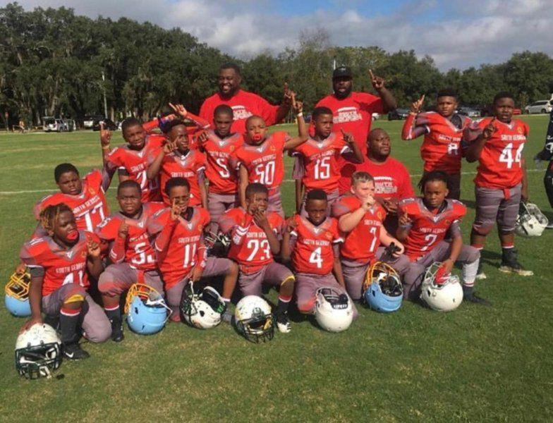 Youth Football Team Rides Shutouts To National Title Local