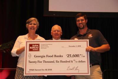 GFB 'Harvest for All' campaign raises more than $25K