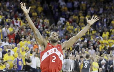 NBA has a global champ for its global brand