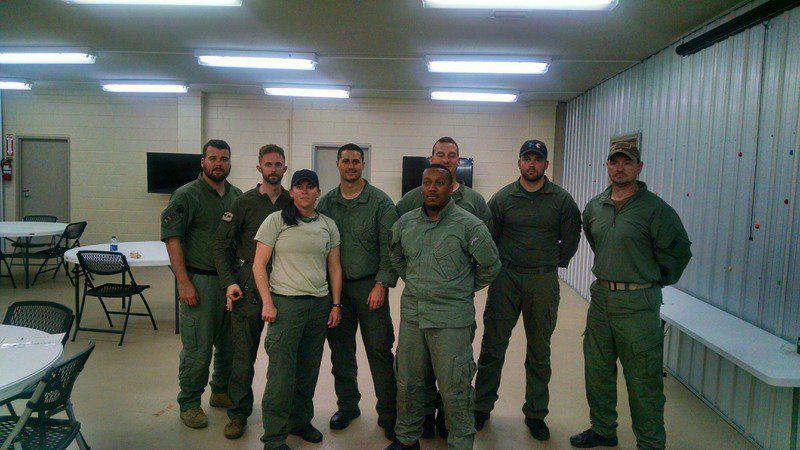 SWAT team gets eight new members