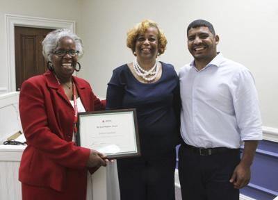 Red Cross honors Grady commission leader