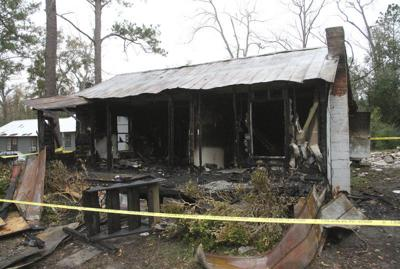Arson suspected in Cairo house fire