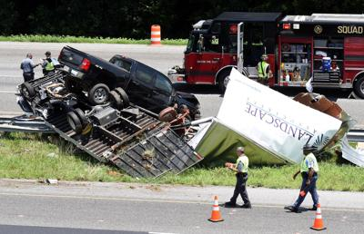 Two die from wreck on I-75 in Whitfield County | Ga Fl News