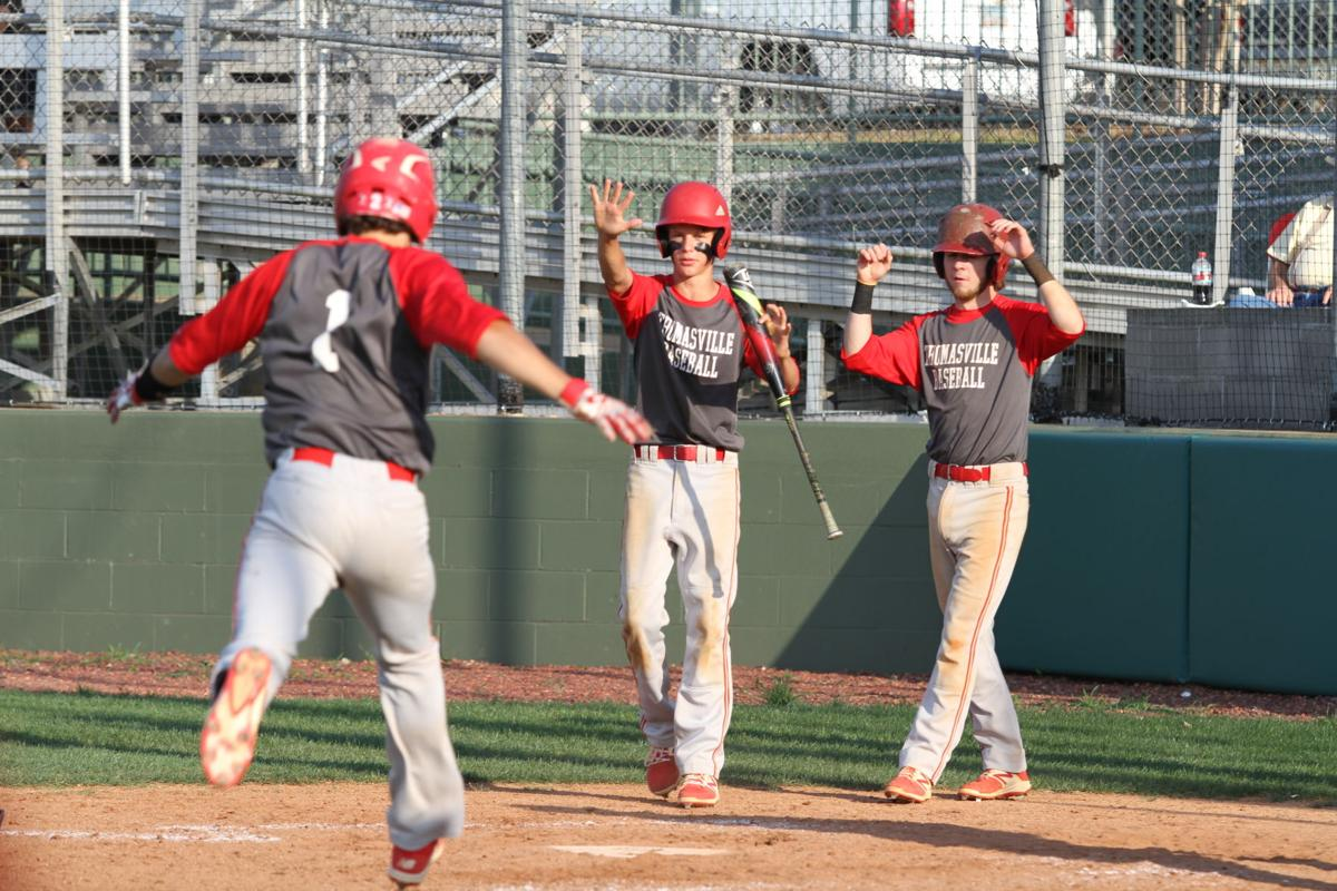 Thomasville routs brooks inches closer to region title
