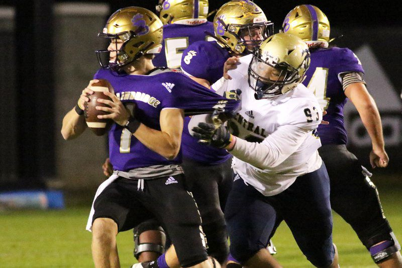 Bainbridge ends Central's season