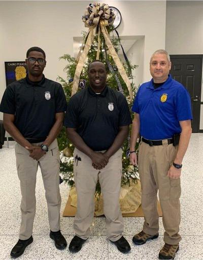 Cairo PD welcomes new officers