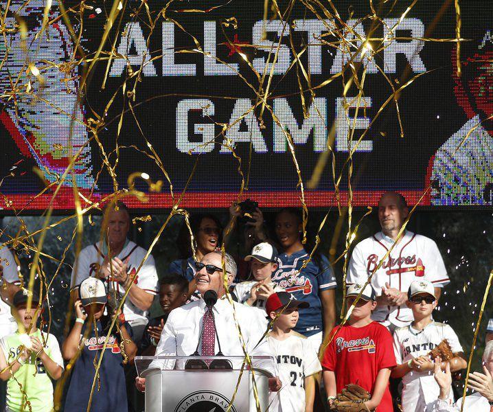 Braves, SunTrust Park to host 2021 All-Star Game