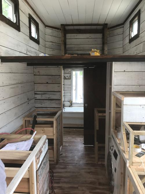 tiny house inside 4 - Tiny House Inside