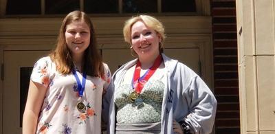 THS seniors make good choices at state literary meet