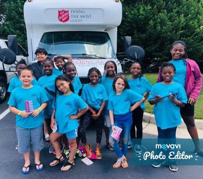 Salvation Army provides kids a week at Camp Grandview
