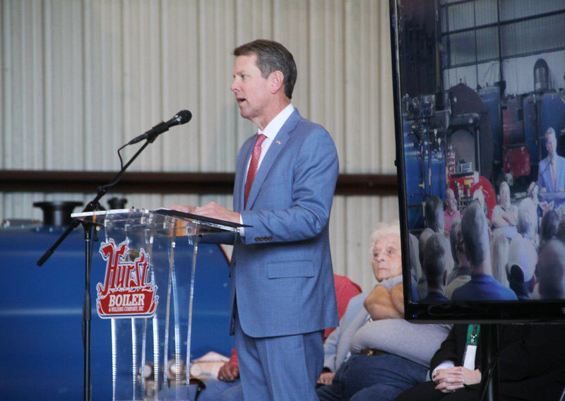Kemp: A great time to do business in Georgia