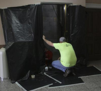 Grady Courthouse elevator repairs moving along