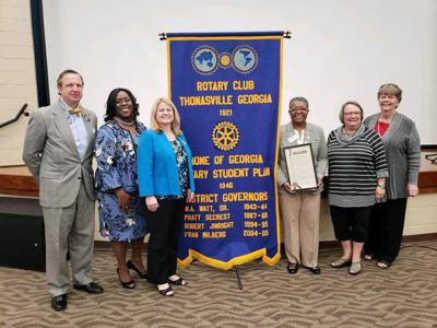 World Polio Day important to Rotary Club