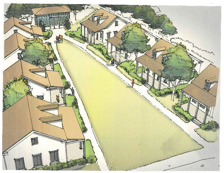 Planning And Zoning Tables Housing Concept Proposal Local News