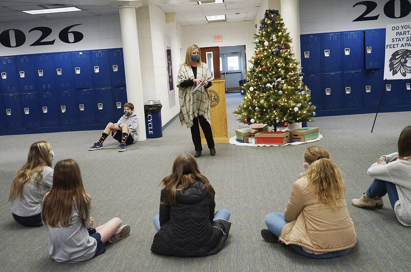Specials and Advisory get in the holiday spirit