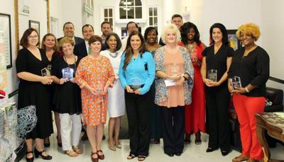 Thomas University honors outstanding alumni at Homecoming dinner