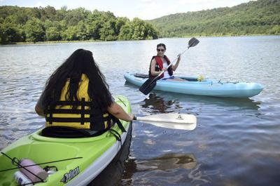 Summer hours start today at Haig Mill Lake Park; kayaks available for rent