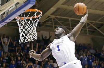 Pelicans eye Zion, another top 5 pick after AD trade