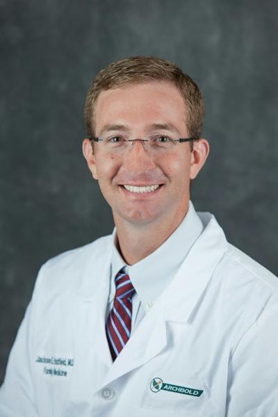 Dr. Jackson Hatfield