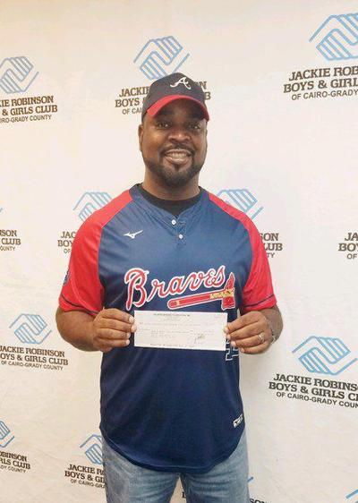 Braves hit home run for Boys and Girls Club
