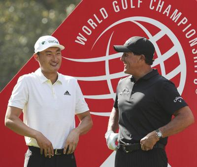 After 26 straight years, Lefty falls out of world top 50