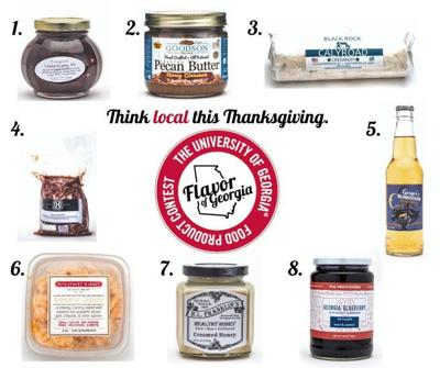 Flavor of Georgia finalists add local flavor to Thanksgiving