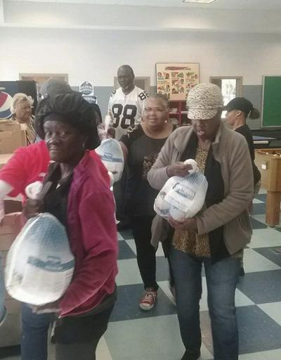 Turkey giveaway coming, thanks to former Cairo High star