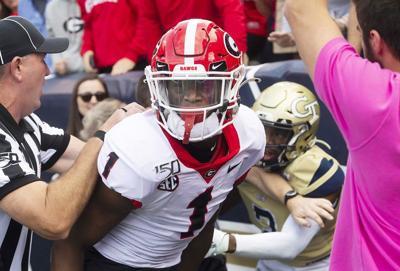 Injuries and more drain Georgia ahead of SEC title clash