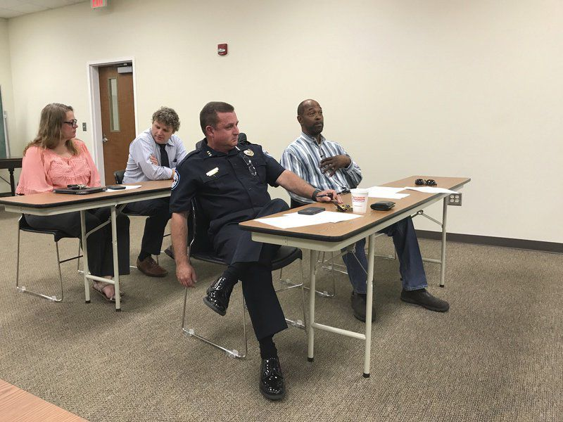Sheriff, Police Chief Differ On Drug Squad Pursuit Policy