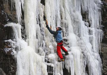Georgia ice