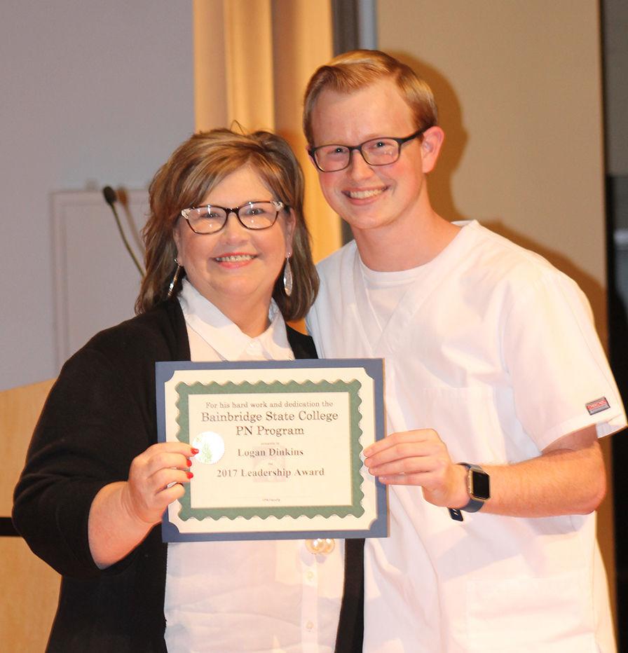 BSC holds LPN pinning ceremony | Education | timesenterprise.com