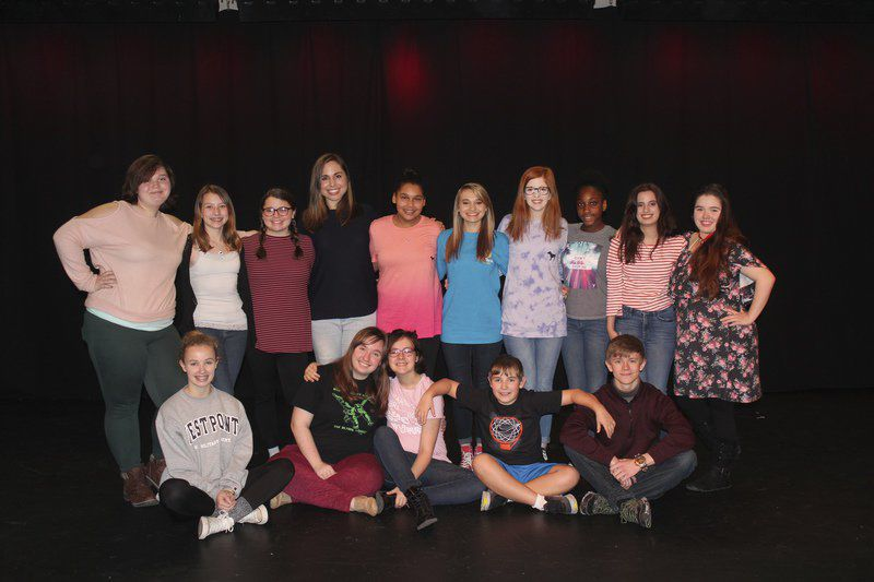 TOSAC hosts free theater workshop for student actors