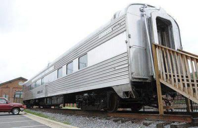 Dalton officials reviewing invoices for work on Crescent City train car