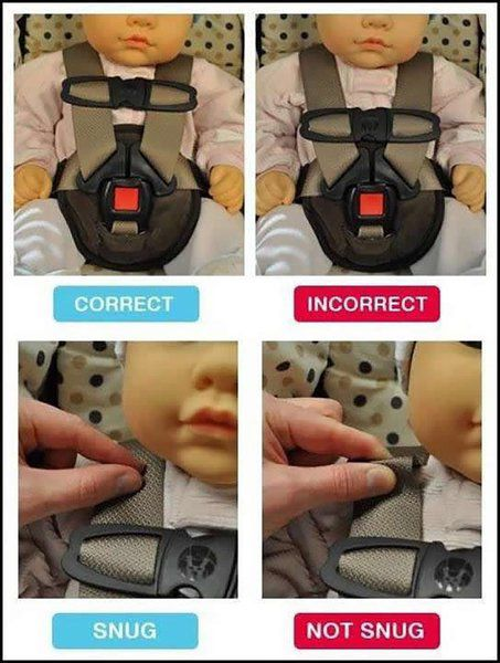 Parents learn proper car seat installation at UGA Extension classes ...