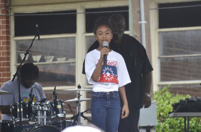 Juneteenth celebration draws from all over