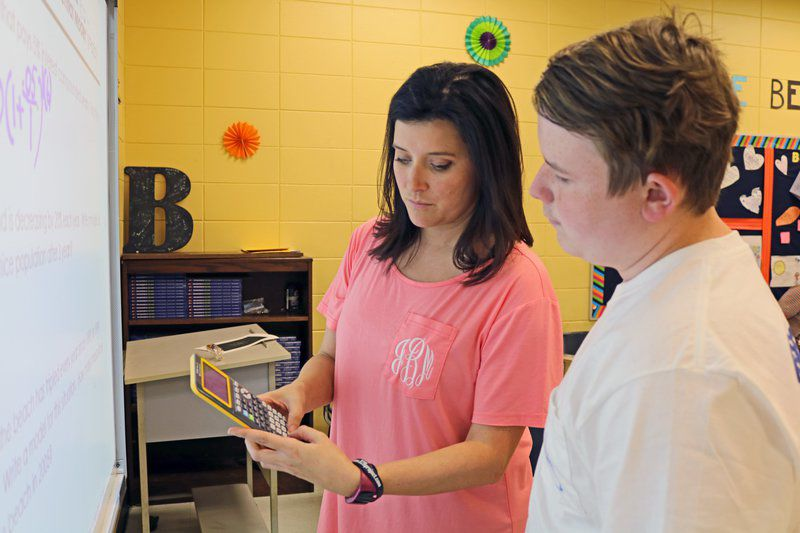 Barnes Strives To Ready Her Students For Life After High School