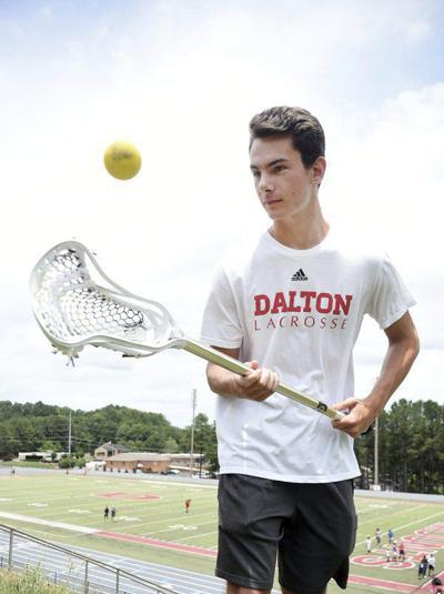 Blazing his own trail: Dalton graduate is first to sign scholarship from lacrosse program