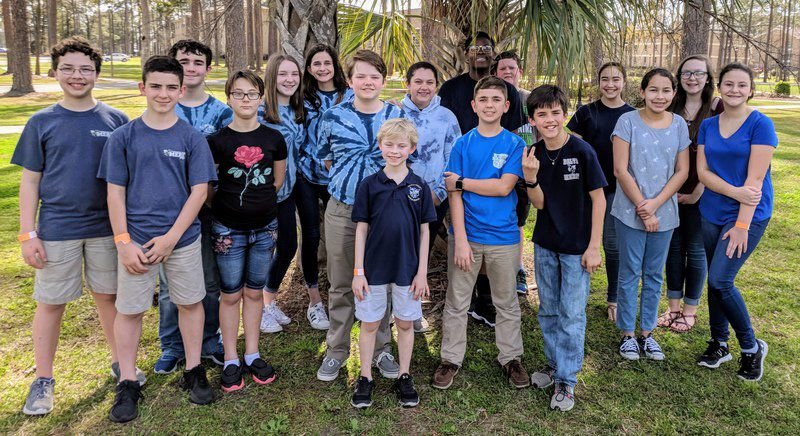 TCMS Science Olympiad Takes Third At Region