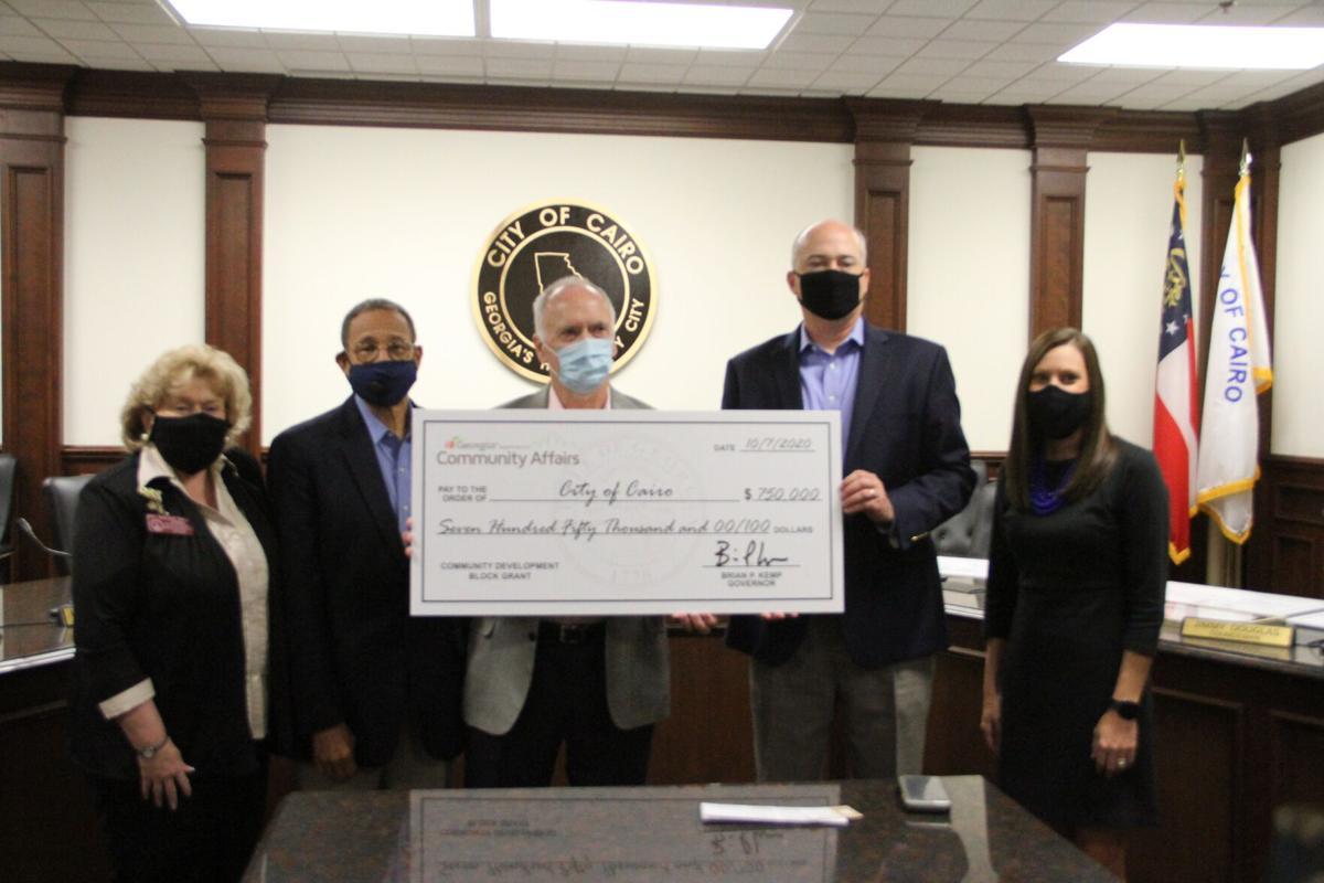 Cairo, Grady JDA awarded grants
